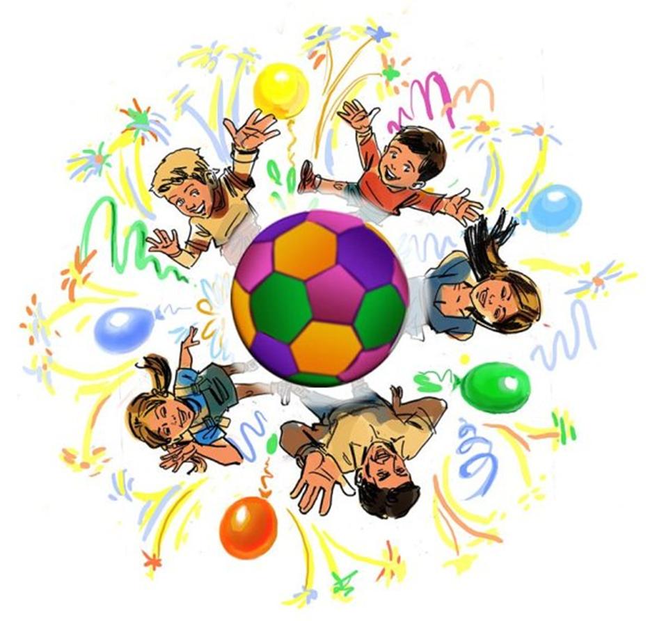 Картинки спортивного праздника для детей, открытки